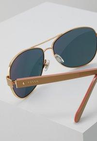 Fossil - Sunglasses - burgundy - 2