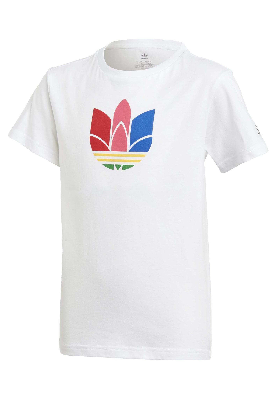 adidas Originals ADICOLOR 3D TREFOIL T SHIRT T shirts med