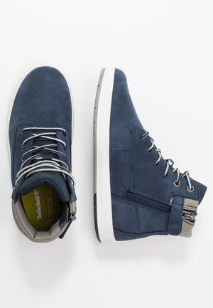 DAVIS SQUARE 6 INCH - Sneakersy wysokie - navy