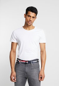 Tommy Jeans - ROLLER WEBBING BELT  - Belt - blue - 1