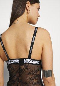 Moschino Underwear - PETTICOAT - Nightie - black - 4