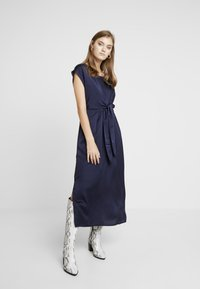 Love Copenhagen - LORALC DRESS - Maxi dress - captain navy - 1