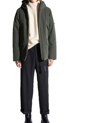 COLE - Winterjas - slate green