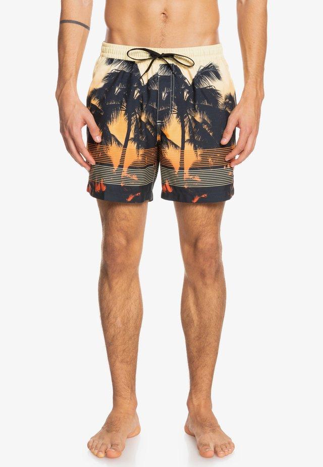 Swimming shorts - orange pop