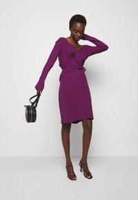 Vivienne Westwood - PANEGA DRESS - Jersey dress - purple - 1