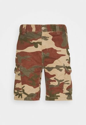 TROLIMPO - Shorts - brown/khaki