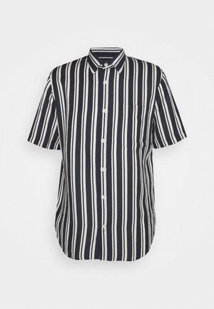 ERRICO SHORT - Shirt - navy