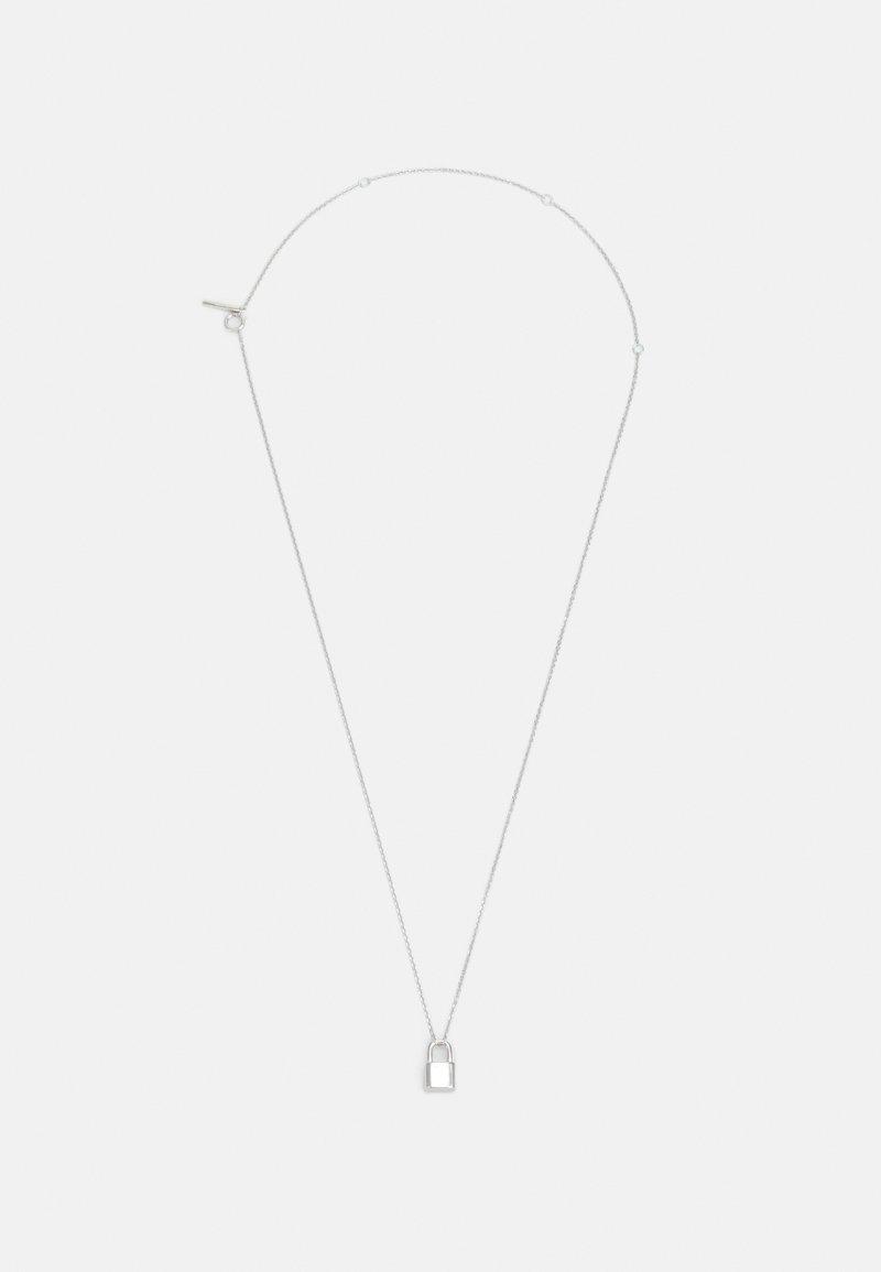 PDPAOLA - CO BOND SILVER U - Necklace - silver-coloured