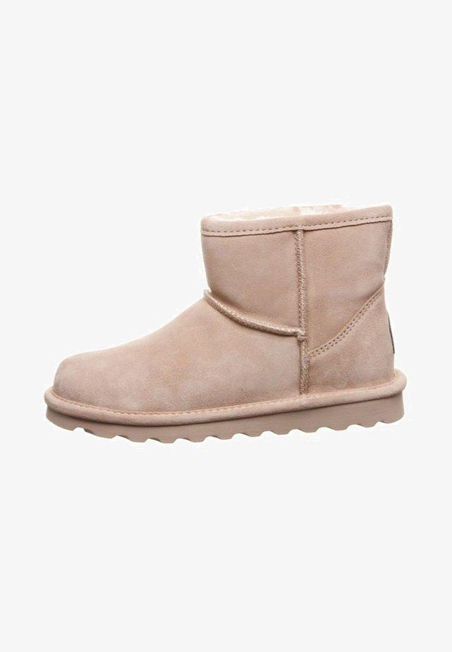 ALYSSA - Winter boots - blush