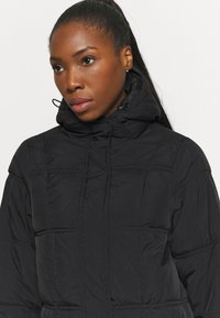 Cotton On Body - THE MOTHER MID LENGTH PUFFER - Veste d'hiver - black - 4