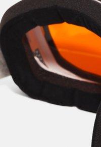 Alpina - BIG HORN - Ski goggles - white - 4