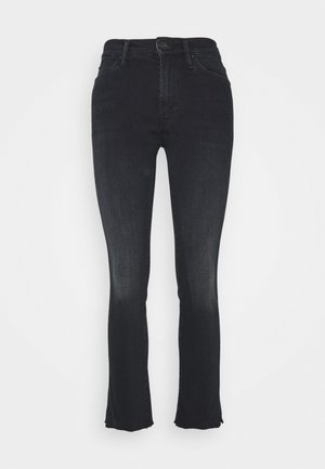 THE RASCAL ANKLE SNIPPET - Jeans Skinny Fit - black bird