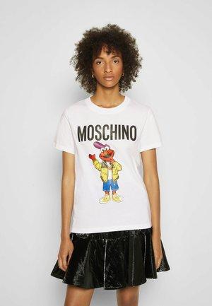 SESAME STREET - Print T-shirt - white