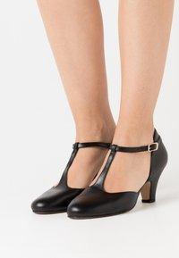 LAB - Classic heels - tibet black - 0