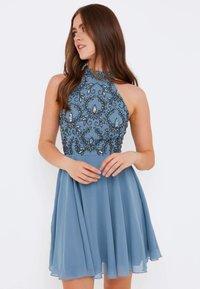 BEAUUT - Cocktail dress / Party dress - powder blue - 2