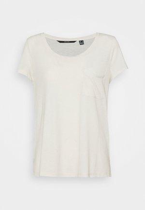 VMGAJADIANA - T-shirt basique - birch