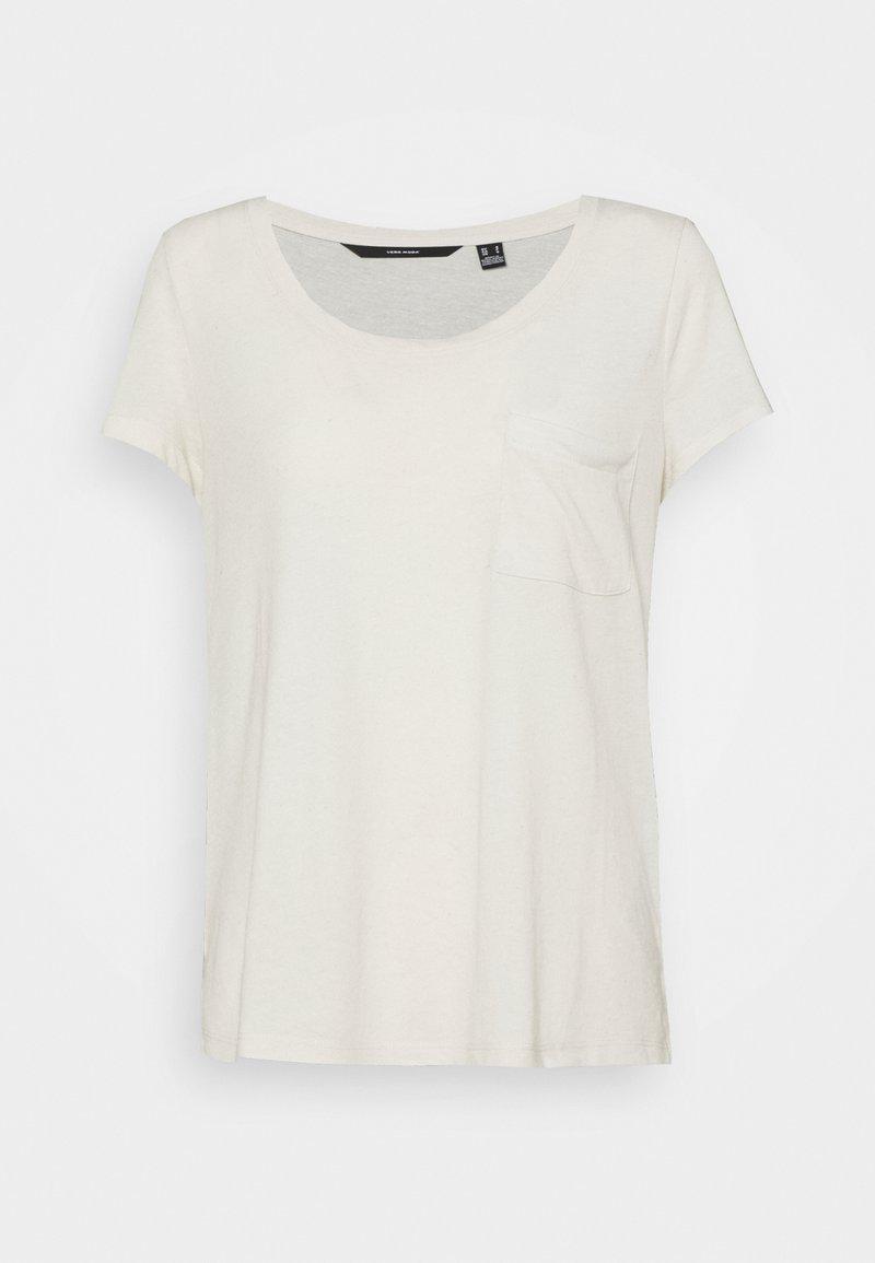 Vero Moda - VMGAJADIANA - Camiseta básica - birch