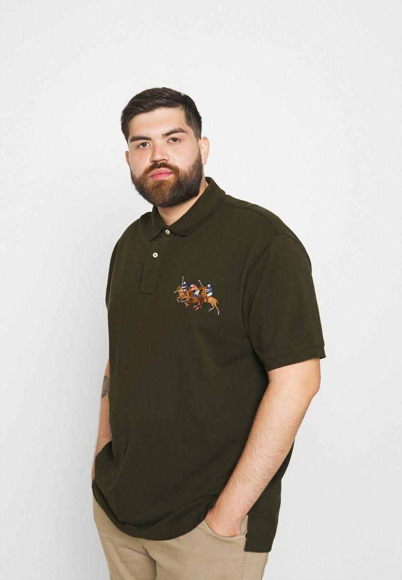 Polo Ralph Lauren Big & Tall - SHORT SLEEVE - Polo shirt - dark loden
