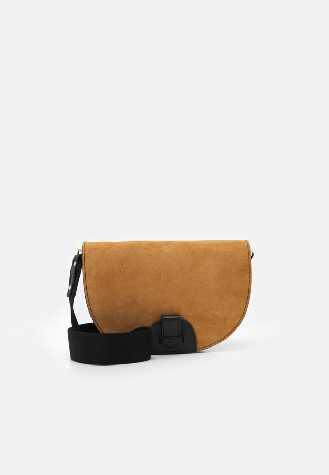 LELA - Across body bag - caramel