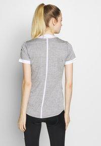Rukka - RUKKA RUOTULA - Print T-shirt - grey - 2
