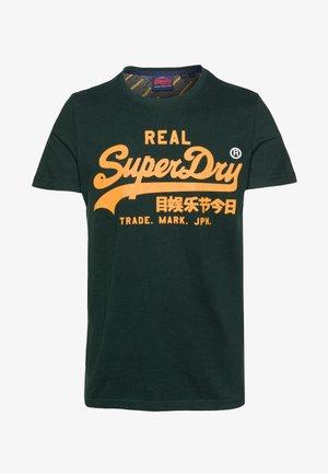 Print T-shirt - pine
