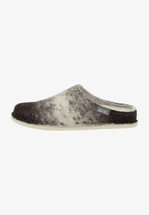 Tofflor & inneskor - grey/white