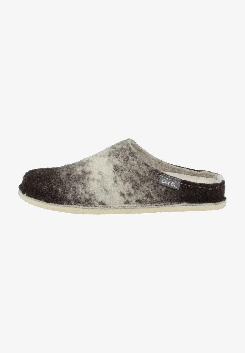 ara - Tofflor & inneskor - grey/white