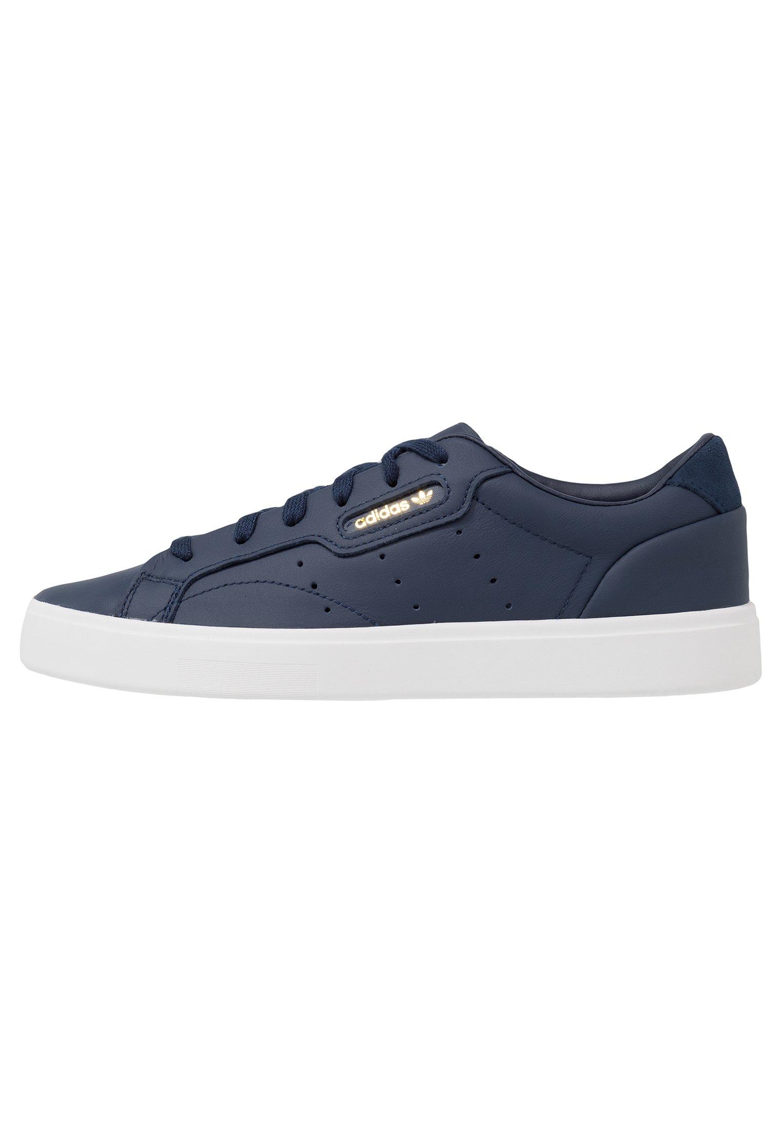Adidas Originals Sleek - Sneaker Low Footwear White/crystal White/weiß