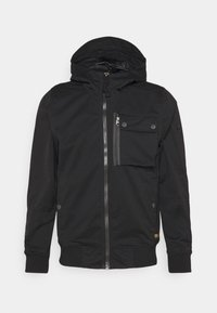 G-Star - UTILITY   - Outdoor jacket - bonded black - 0