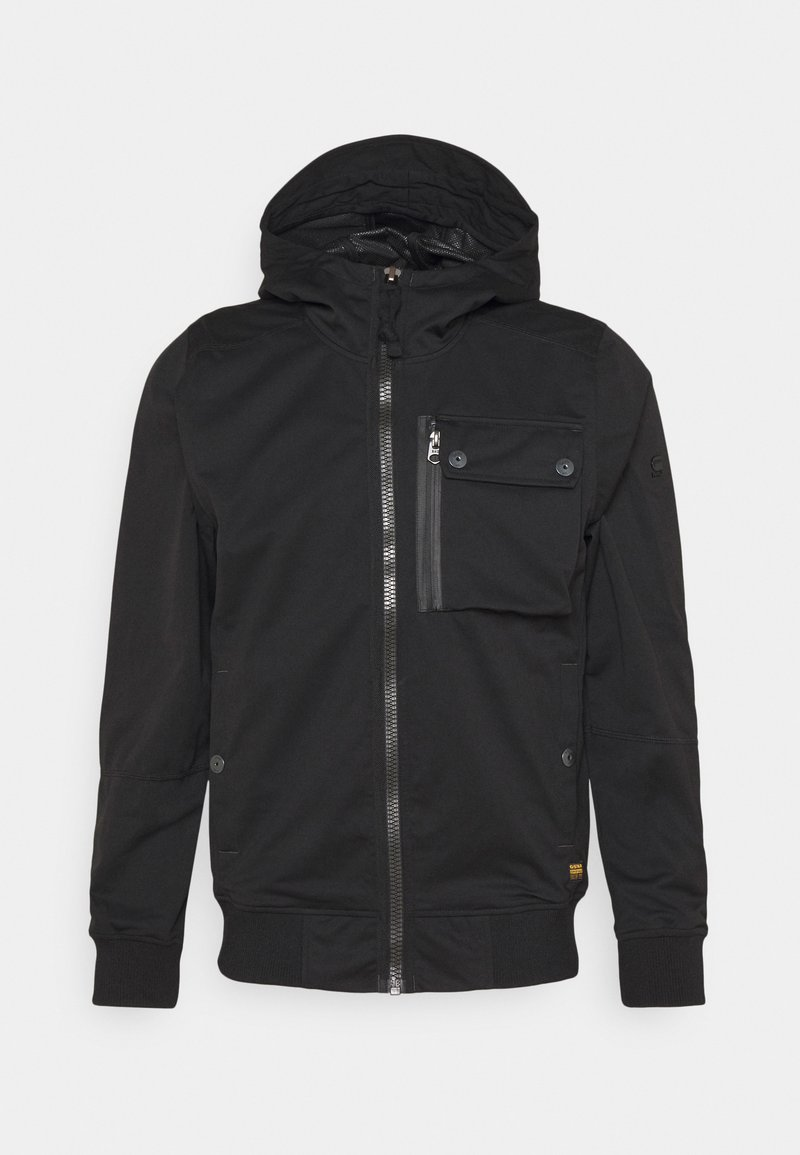 G-Star - UTILITY   - Outdoor jacket - bonded black