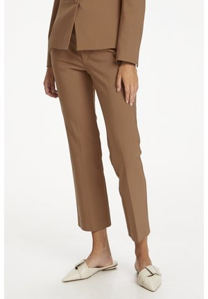 ZELLA  - Trousers - winter beige