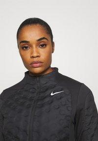 Nike Performance - Down jacket - black/silver - 3