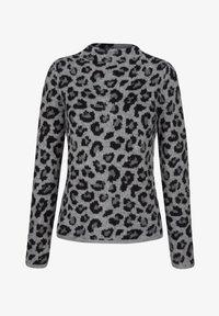 Alba Moda - Sweatshirt - grau,schwarz - 4