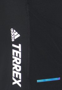 adidas Performance - AGRAVIC PRO SHORTS - Krótkie spodenki sportowe - black - 8