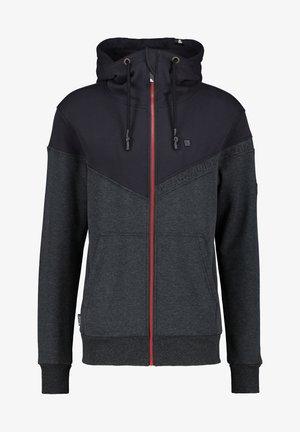 JULIAN - Zip-up sweatshirt - fiesta