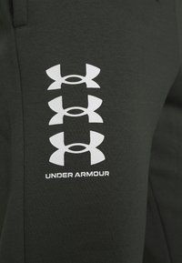 Under Armour - RIVAL MULTILOGO - Joggebukse - baroque green - 5