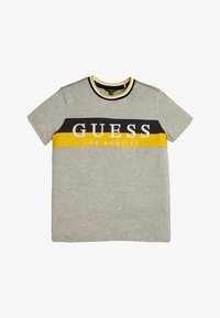 Guess - JUNIOR - T-shirt print - light grey - 0