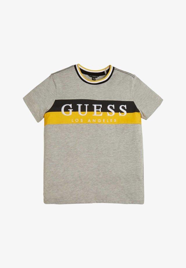 JUNIOR - T-shirt print - light grey