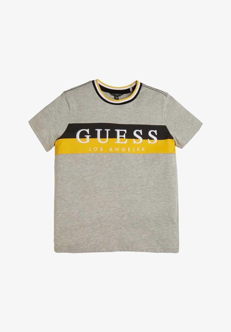 Guess - JUNIOR - T-shirt print - light grey