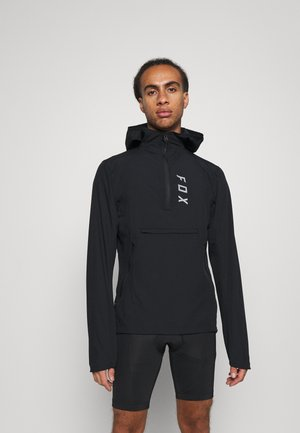 RANGER WIND - Windbreaker - black