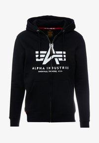 Alpha Industries - Zip-up hoodie - black - 5