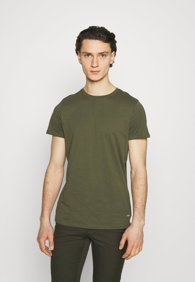 JESSE TEE - T-shirt basic - army