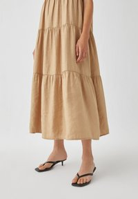 PULL&BEAR - Day dress - beige - 2