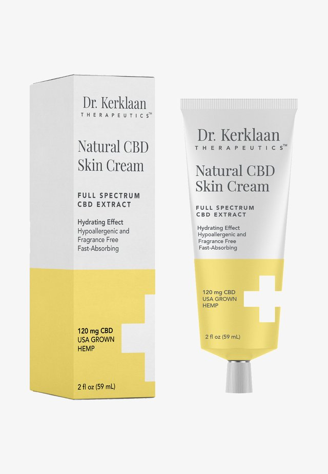 NATURAL CBD SKIN CREAM - Face cream - -
