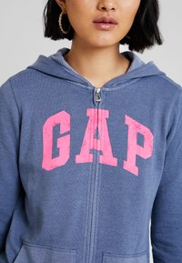 GAP - Mikina na zip - bainbridge blue - 4