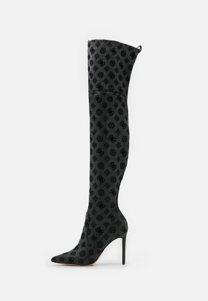 BAIWA - Over-the-knee boots - black