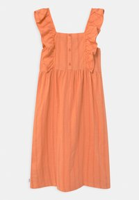 TINYCOTTONS - TINY FLOWERS - Day dress - coral - 1