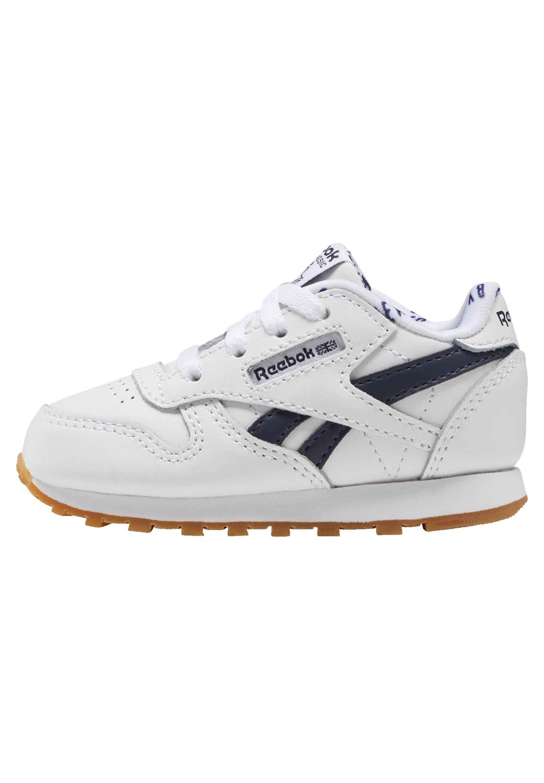 Reebok Classic Leather Shoes - Matalavartiset Tennarit White