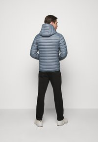 Save the duck - GIGAY - Down jacket - steel blue - 2