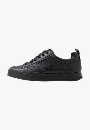 RACKAM CORE LOW - Zapatillas - black